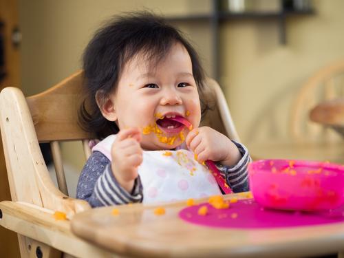 comida bebê